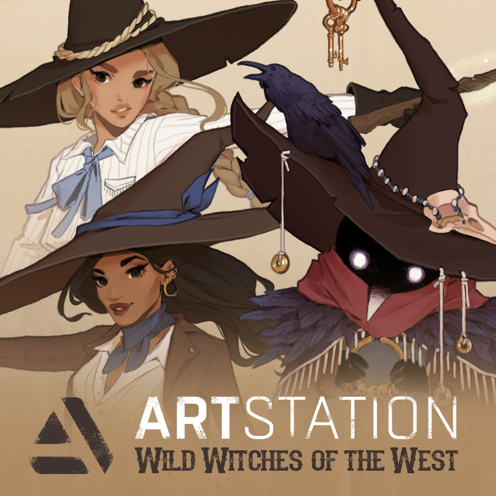 Wild Witches of the West