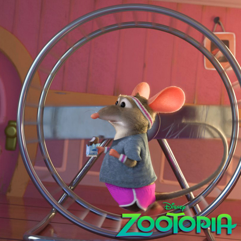Exercise Mouse