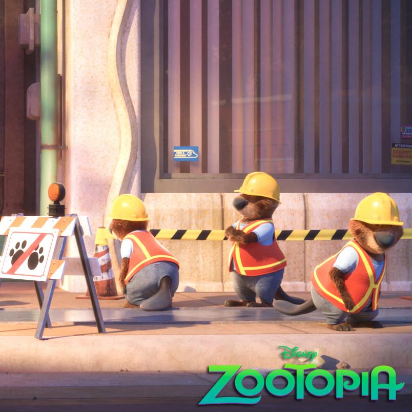 Construction Animals