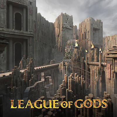 Andrew averkin league of gods 1
