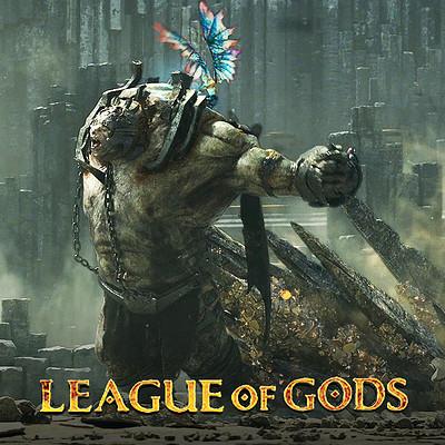 Andrew averkin league of gods 3