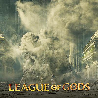 Andrew averkin league of gods 4