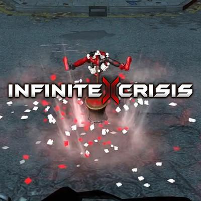 Jamal coleman infinite crisis03