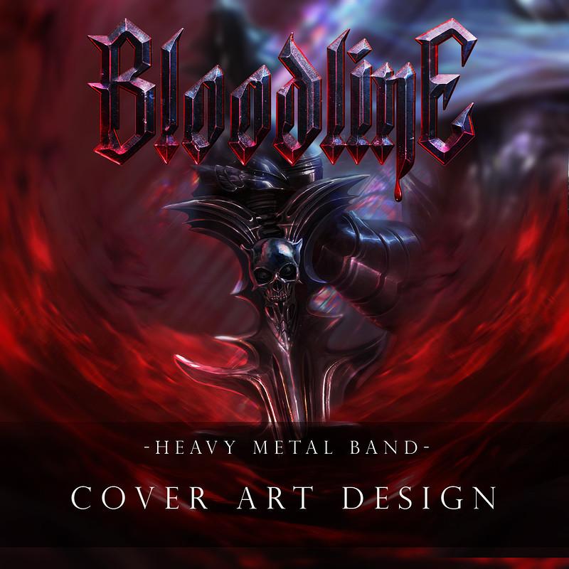 Bloodline band- Artwork