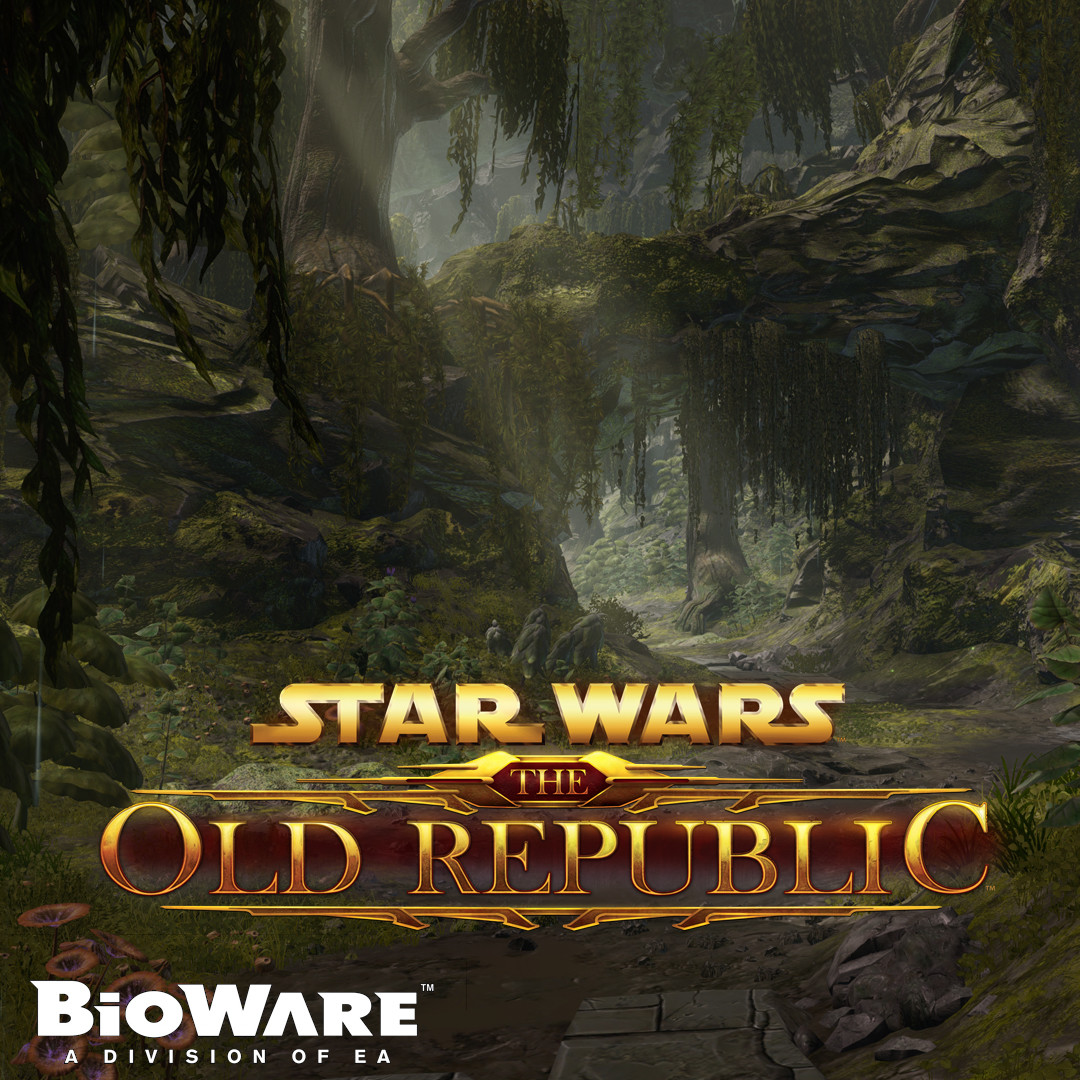Star Wars: The Old Republic- Nathema Green Bowl and Vistas