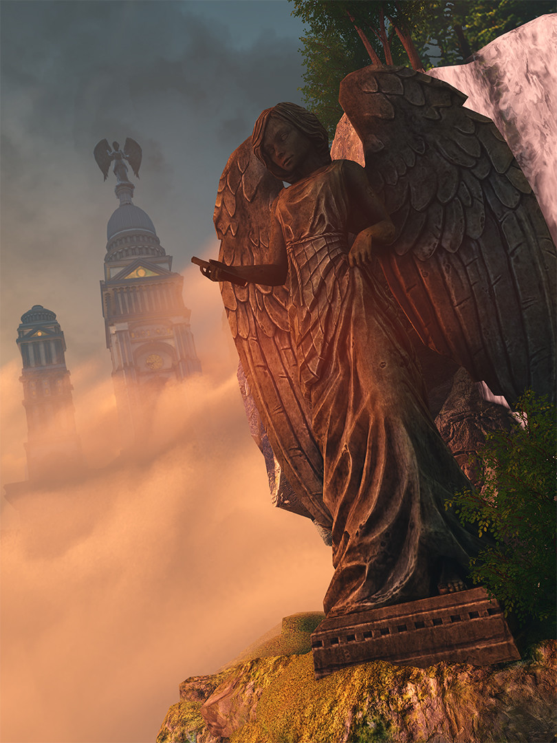 BioShock Infinite (Irrational Games)