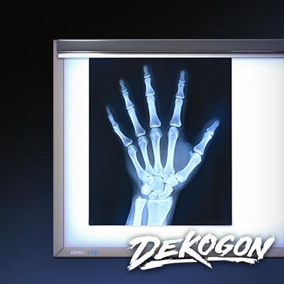 Dekogon - X-Ray / Wall Assets | Modern Hospital