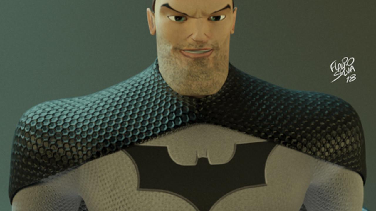 Flavio Bezerra Da Silva Batman