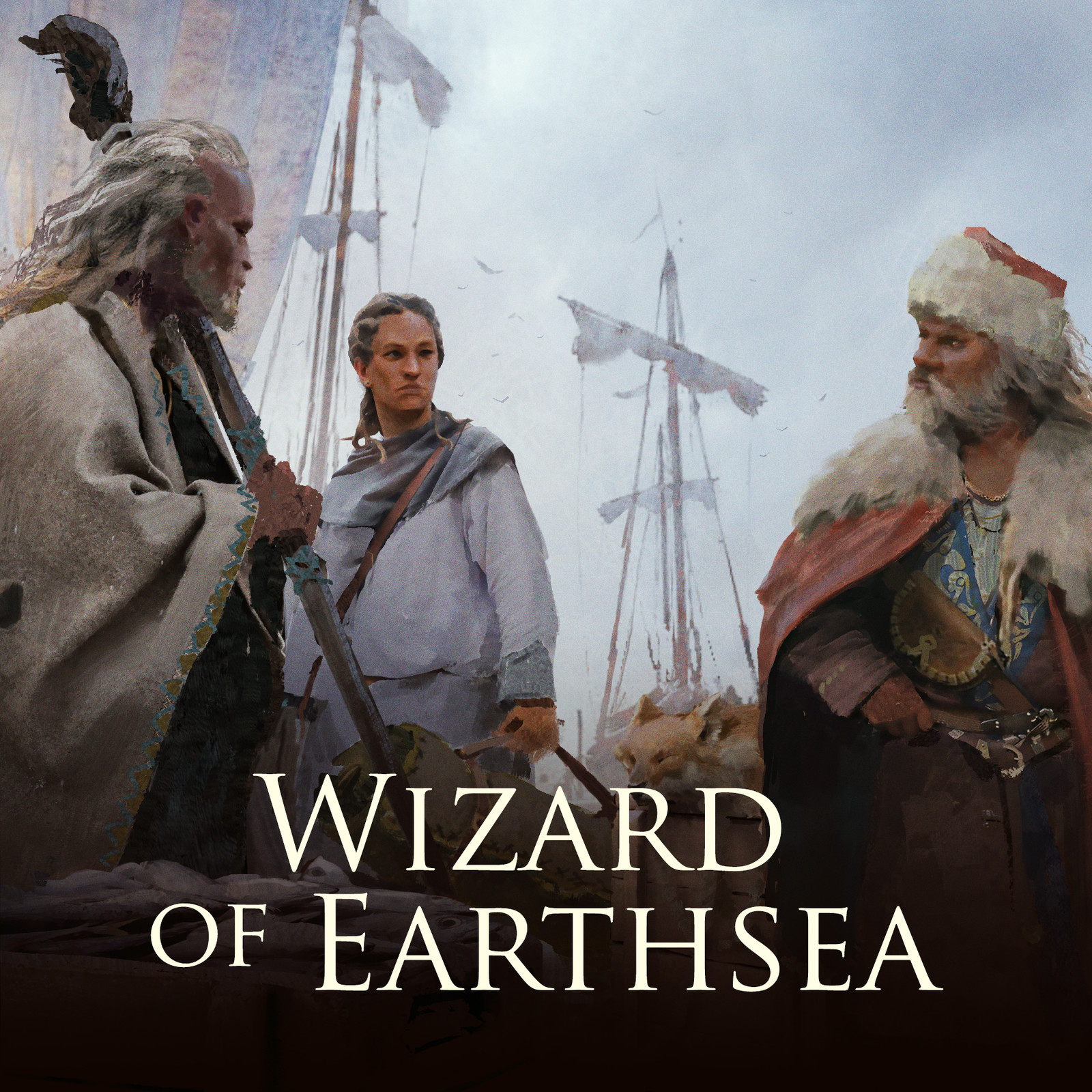 Wizard of Earthsea Pt. 1