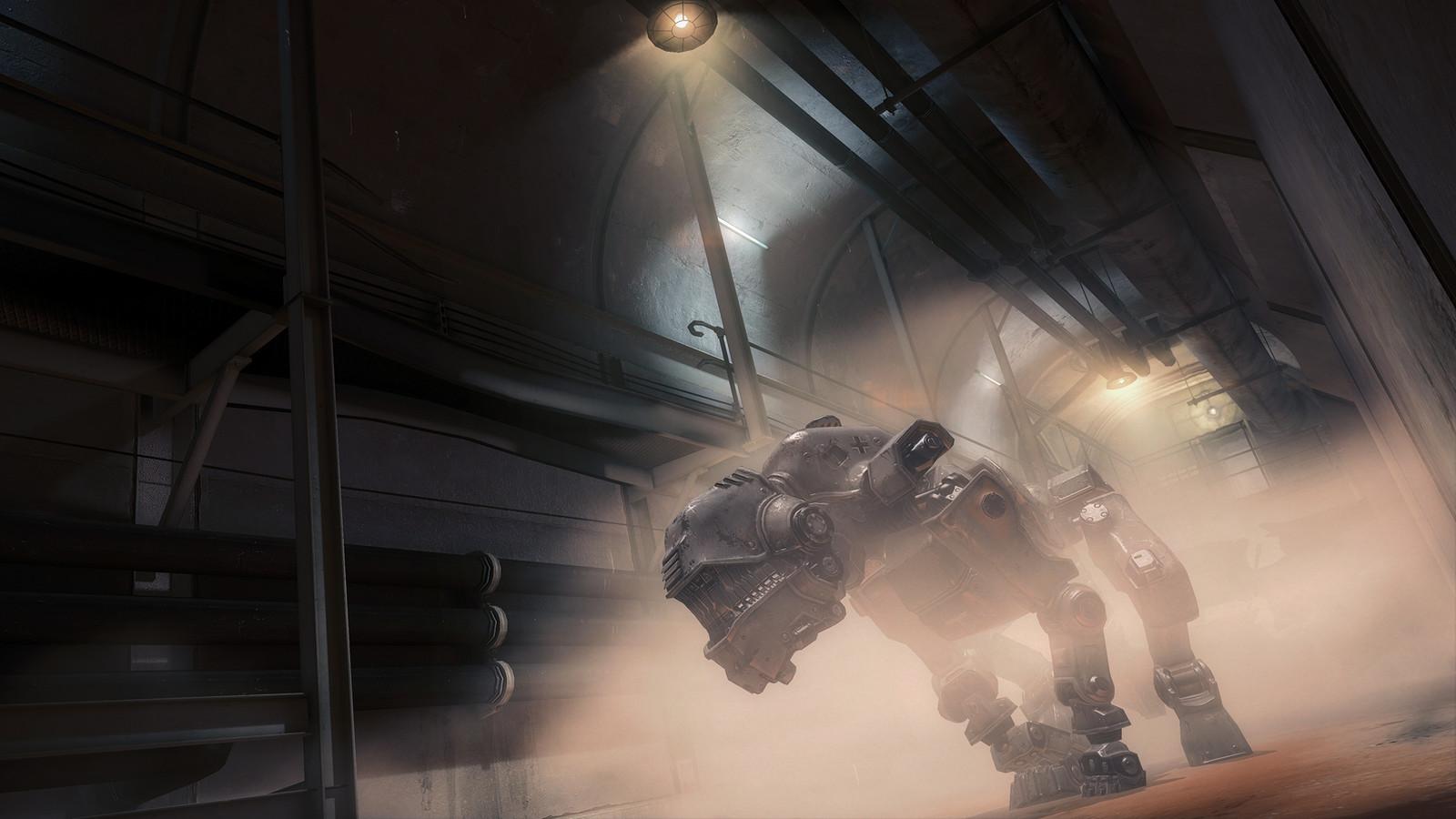 Wolfenstein: The New Order (MachineGames)