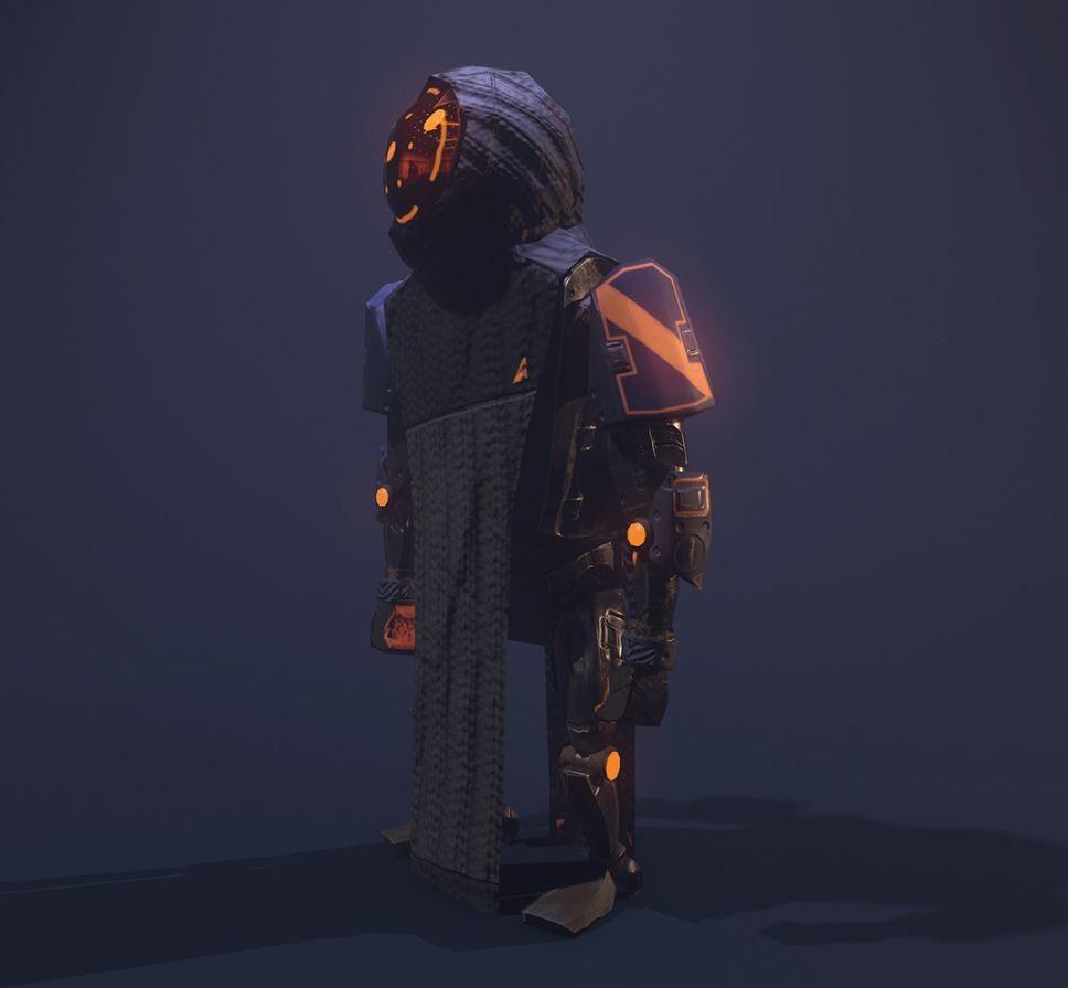 FT 01-10 (Forgotten robot)
