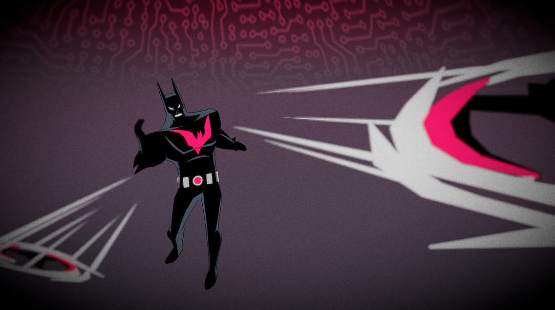 Batman Beyond - Bruce Wayne