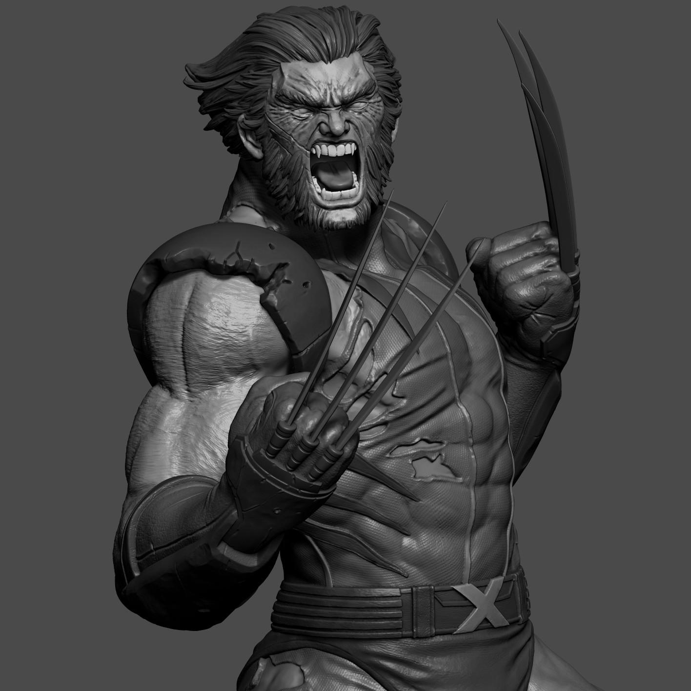 Wolverine : Final
