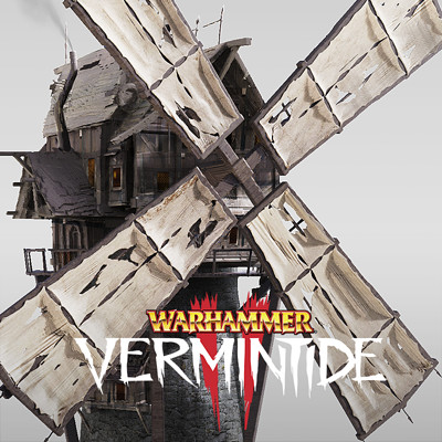 Warhammer: Vermintide 2 - Empire windmills
