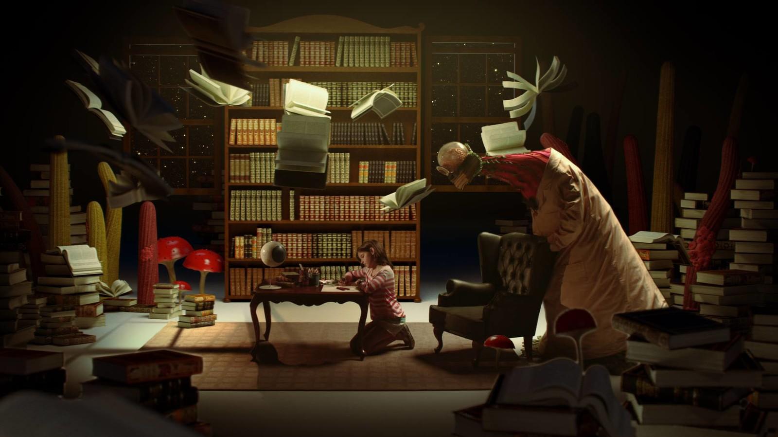 Que Monstro te Mordeu - Opening Animation - O2Filmes
