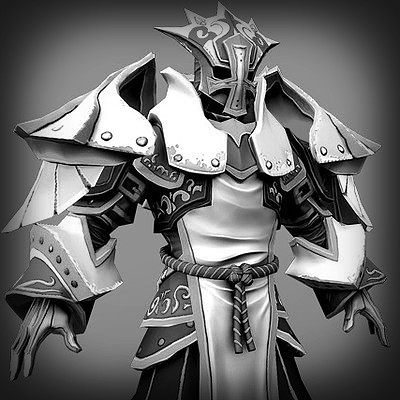 38 Studios Armor