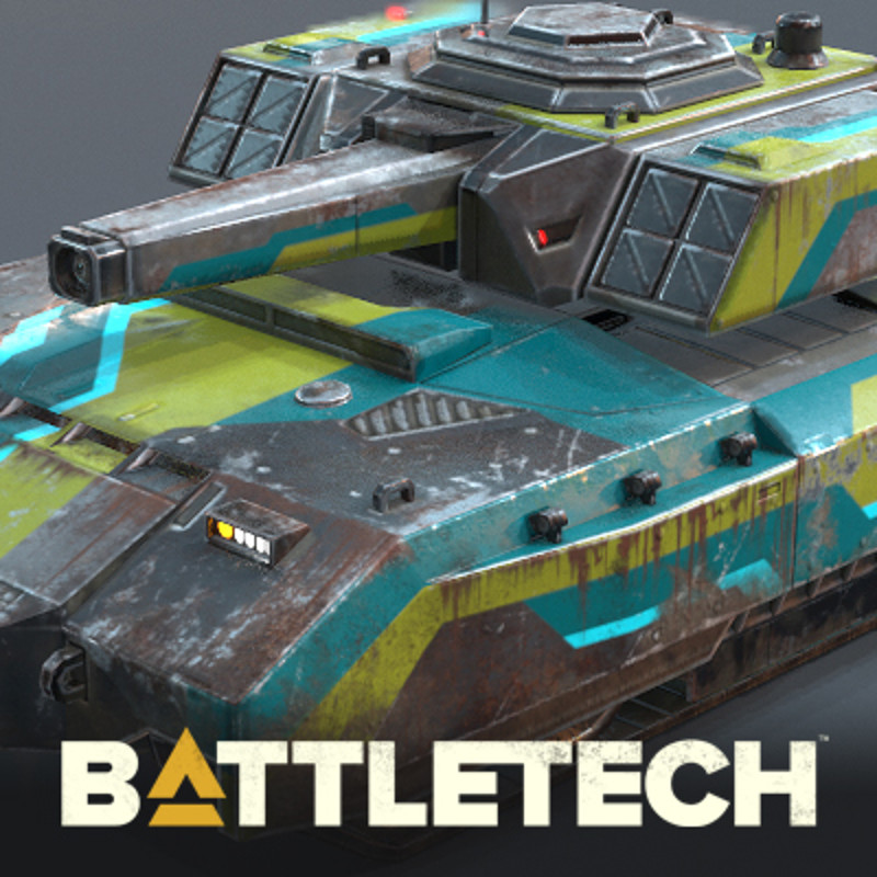 BATTLETECH - Bulldog
