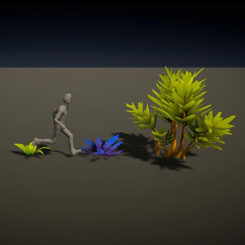 Advanced Unity Foliage Shader