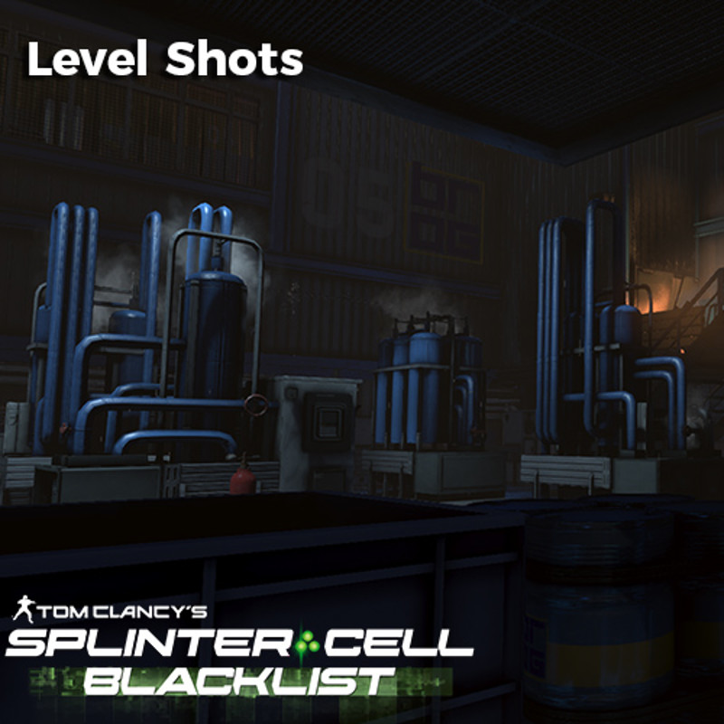 Splinter Cell Blacklist Level Shots