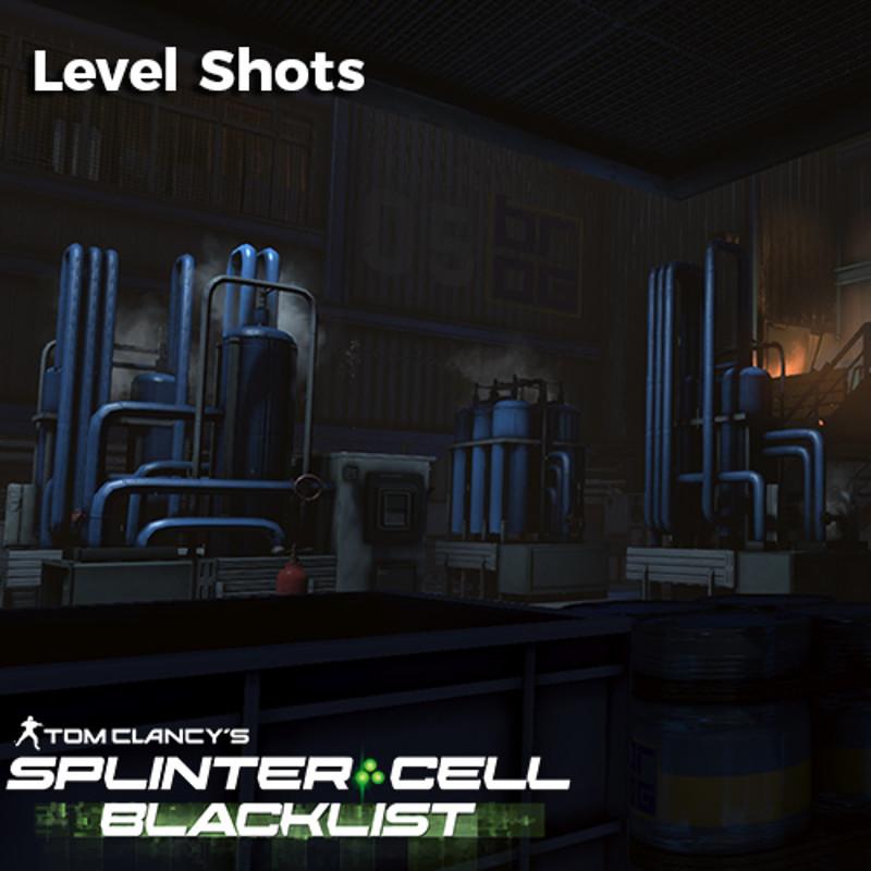 Splinter Cell Blacklist Level Shots