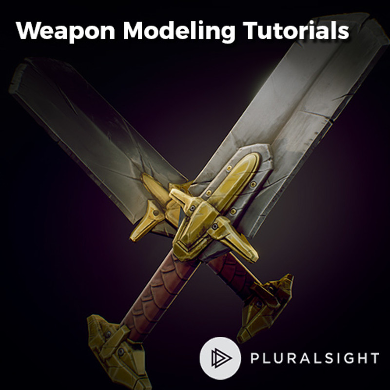 Weapon Modeling and Texturing Tutorials