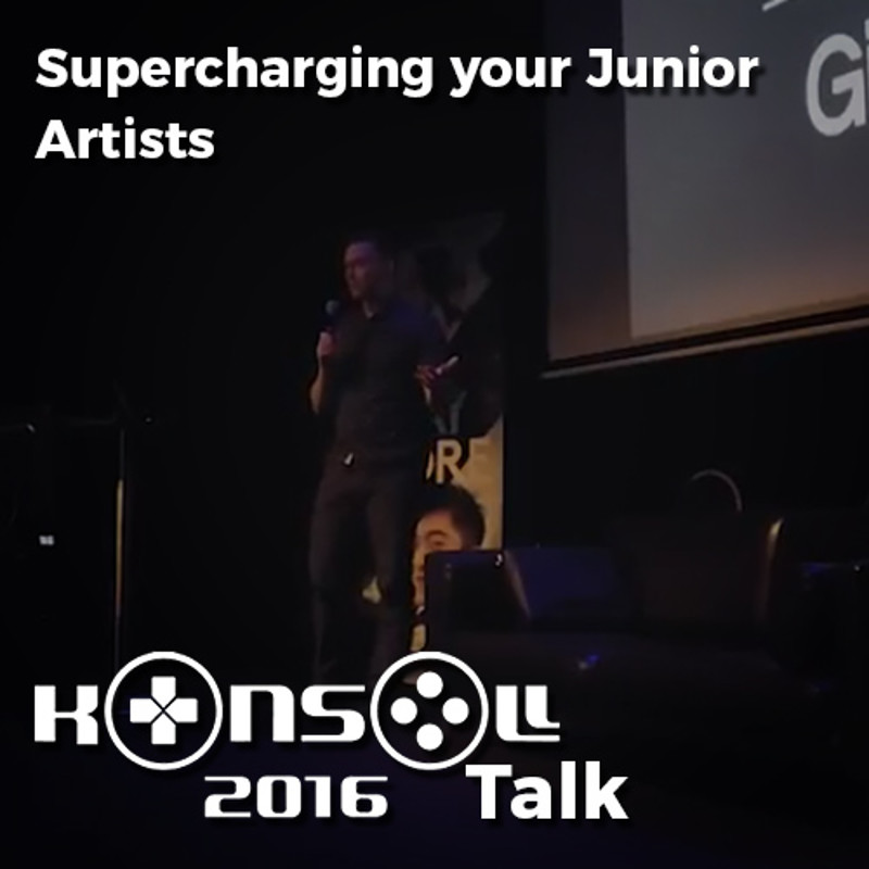 Konsoll 2016 Talk: Super Charging your Juniors