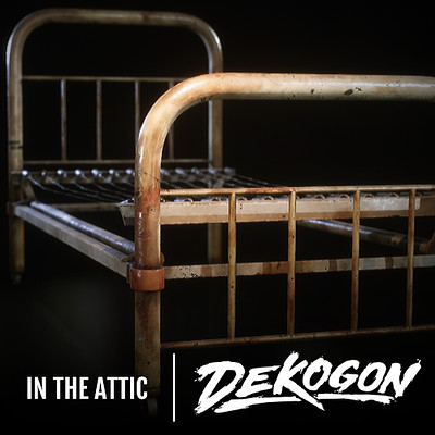 Dekogon - Bed Frame