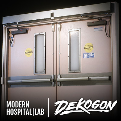 Dekogon - Door
