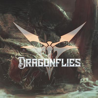 Opus artz dragonflies