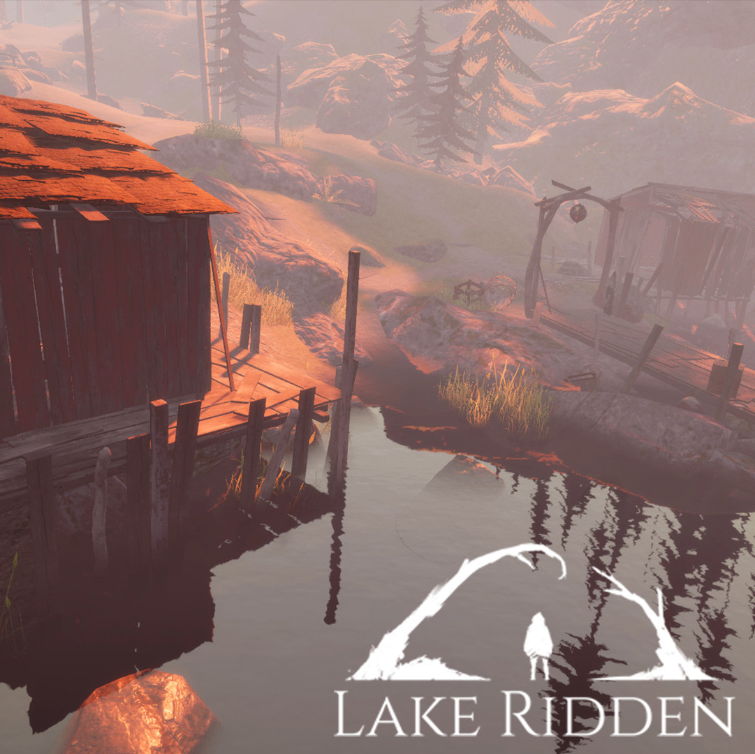 Lake Ridden - Village/Courtyard - Part 2 (SPOILER WARNING)