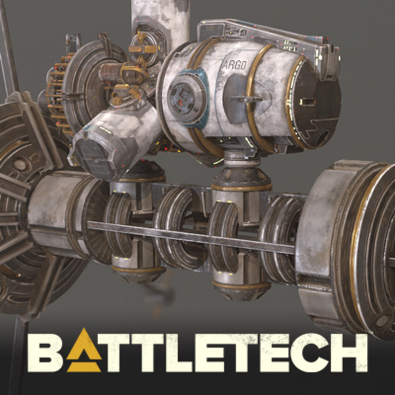 BATTLETECH - JUMPSHIP
