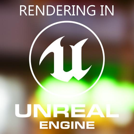 ArtStation - Rendering in Unreal Engine 4, Elvis Posa