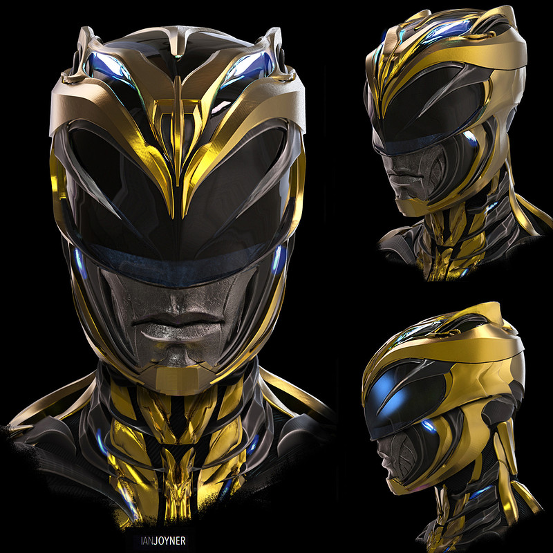 Yellow Ranger - Power Rangers