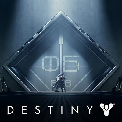 Andrew averkin destiny logo 01