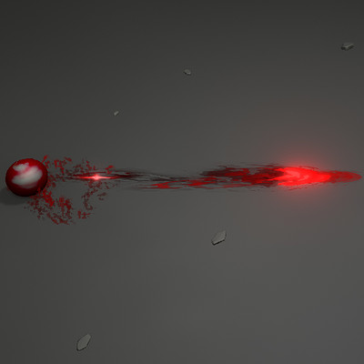 Crimson Bullet