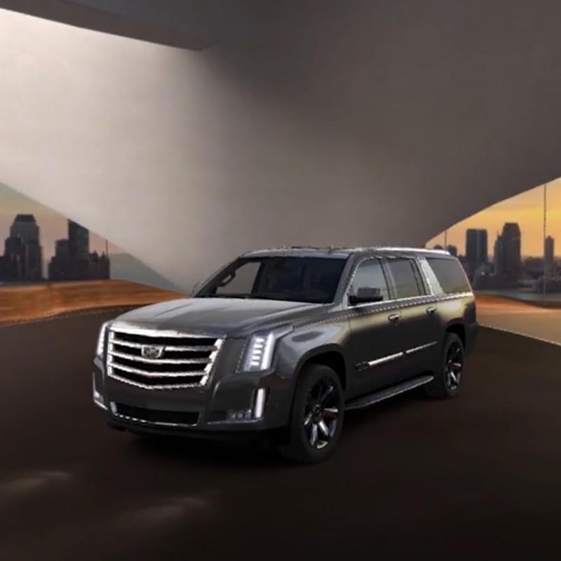 Cadillac Virtual Reality