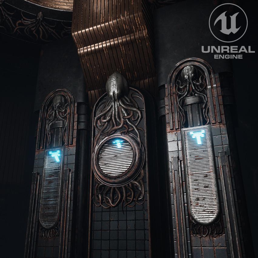 BlackBath - UE4