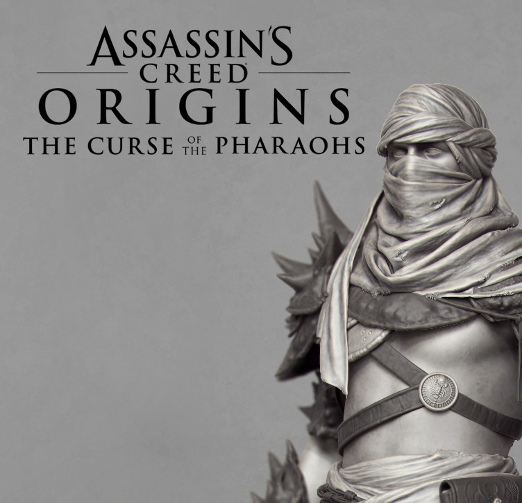 Assassin's Creed The Curse of the Pharaohs models