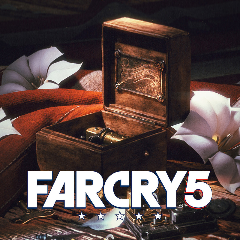 FarCry 5 - Jacob's Music Box