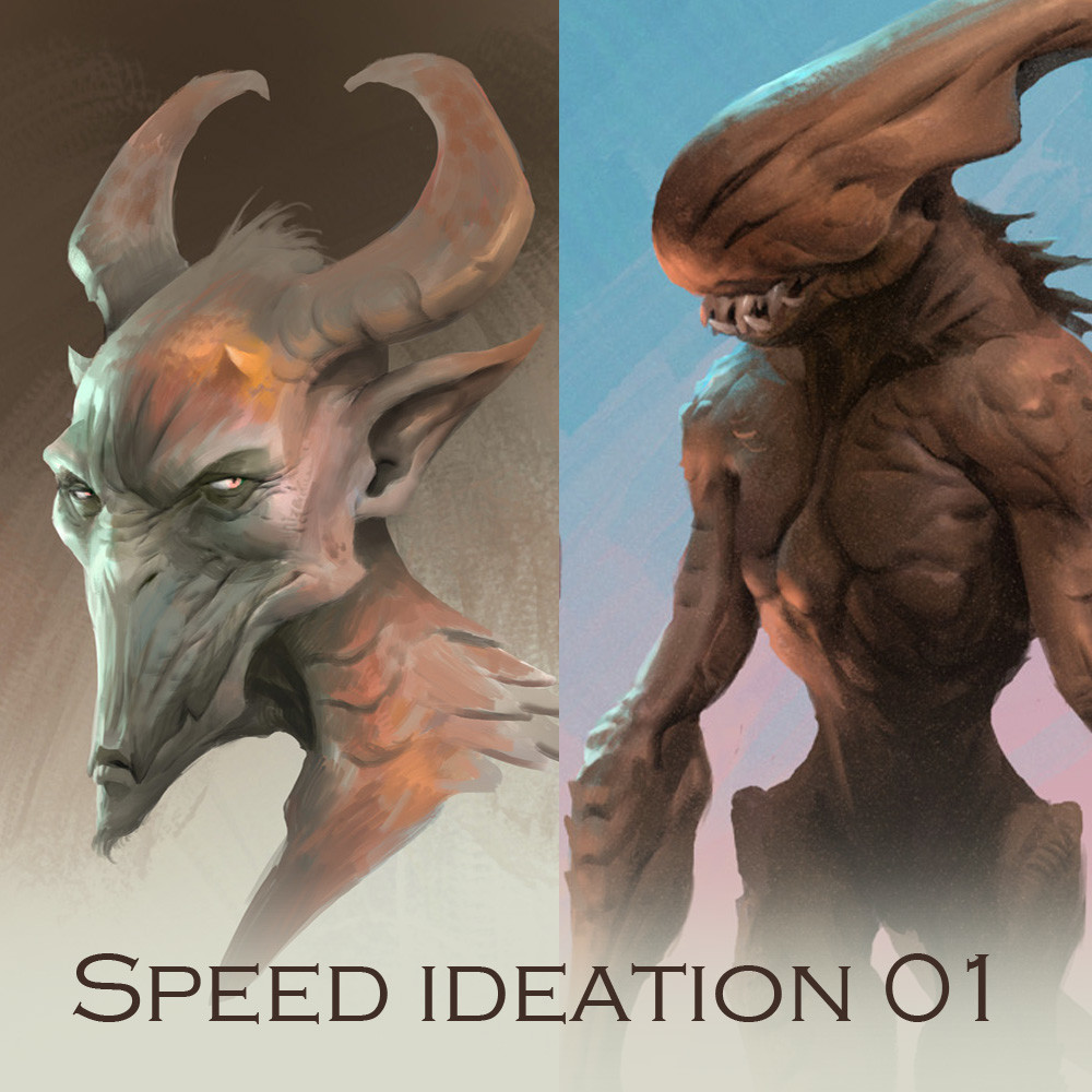 Speed Ideation 01