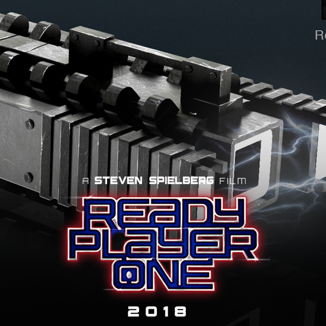 IOI Taser Concepts for Ready Player One