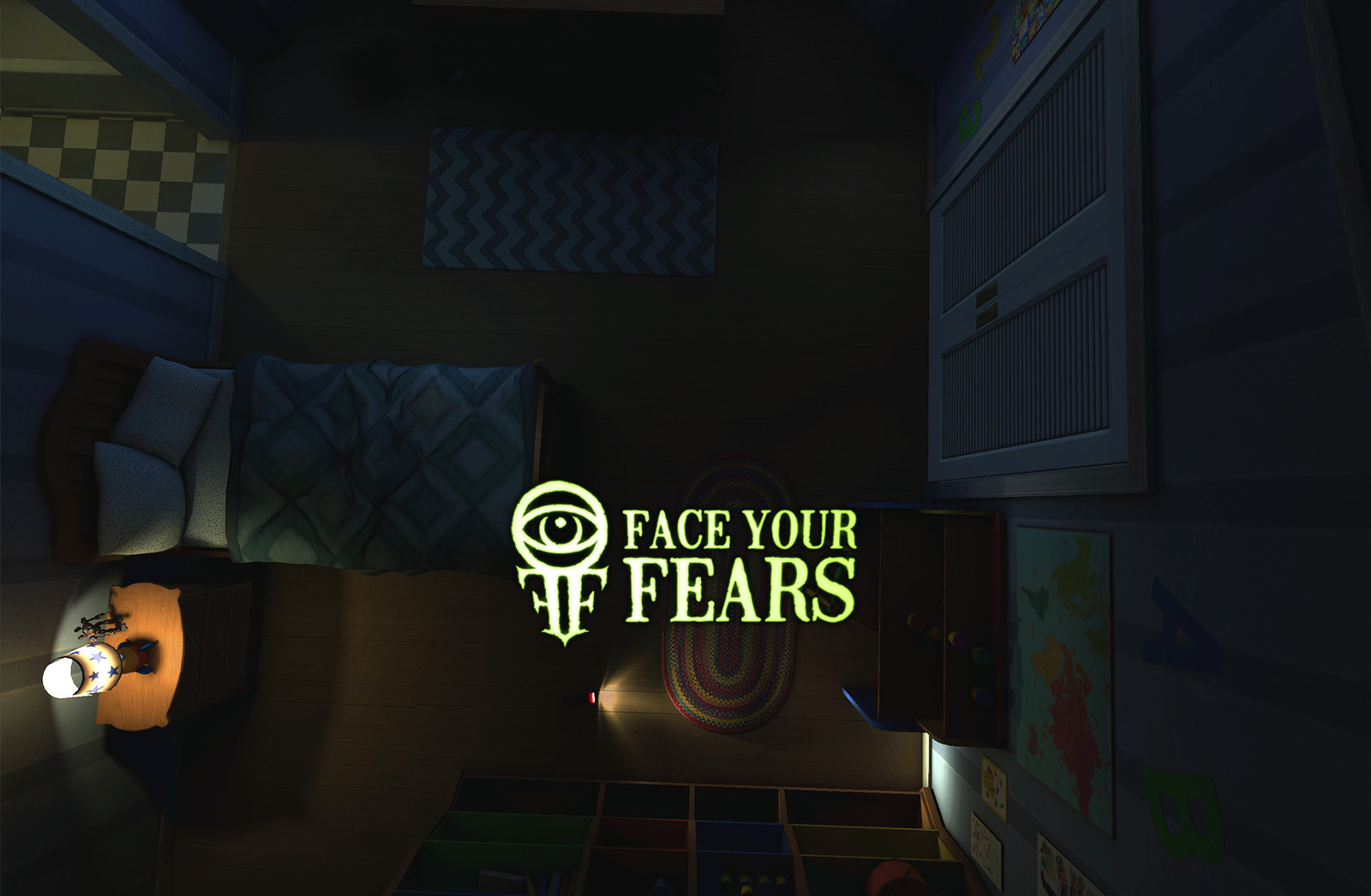 Face Your Fears:  Haunting