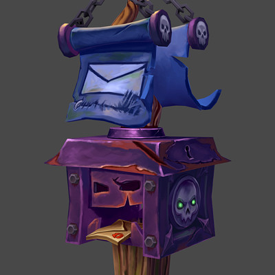 Esther love mailbox estherlove thumb2