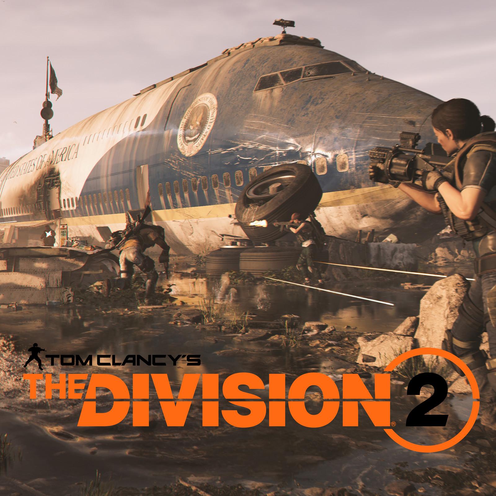 The Division 2 - E3 2018