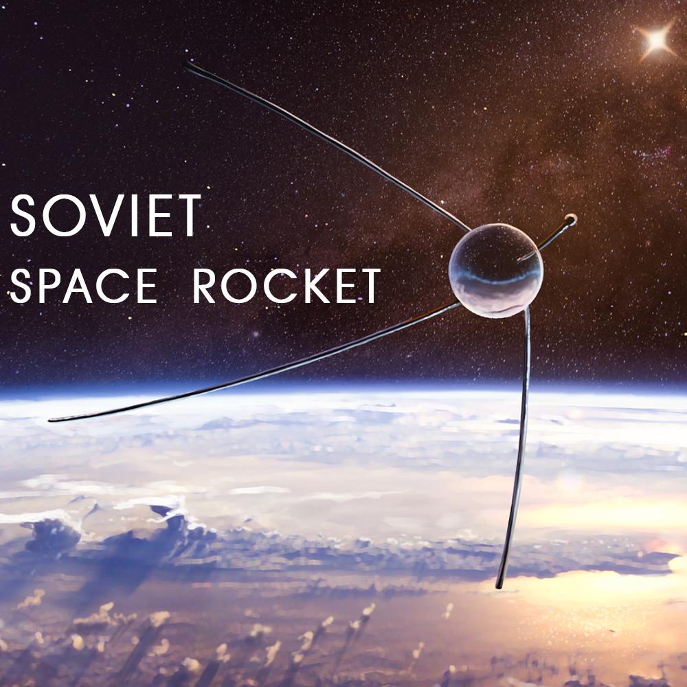 Project - Soviet space rocket