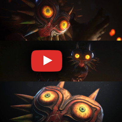 Majoras Mask Cinematic