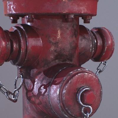 Vitor borsato fire hydrant 01