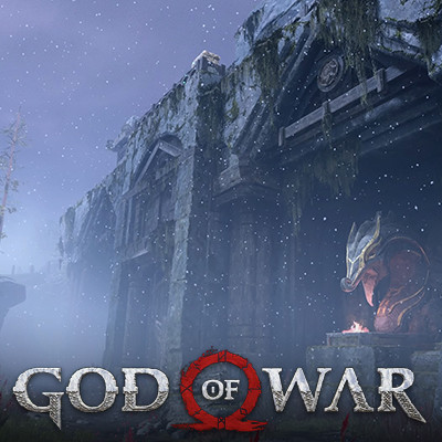 God of War 4 - Dwarven Stronghold