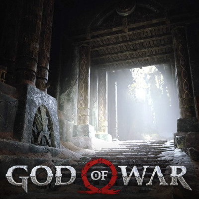 God of War 4 - Dwarf King Castle