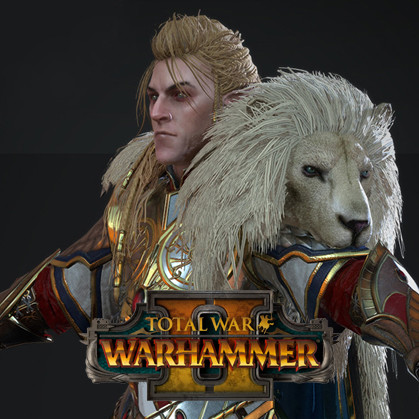 Danny Sweeney Total War Warhammer Ii High Elves
